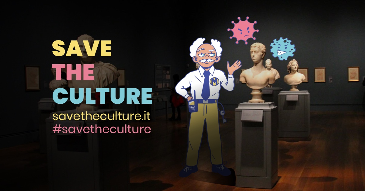 SAVE THE CULTURE – Il gioco per salvare la cultura