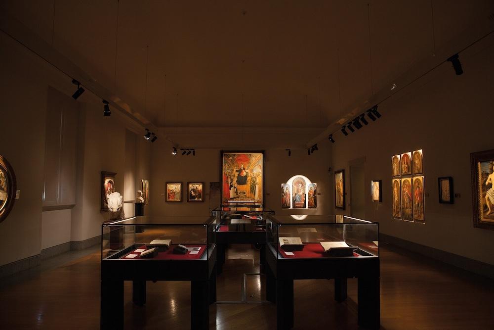 Luce led u201chuman friendlyu201d per le opere della pinacoteca ambrosiana